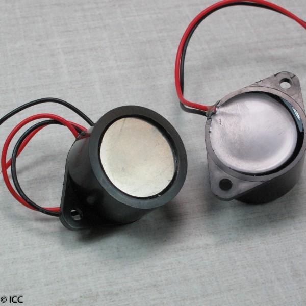 PIEZO ELECTRIC ALARM W/ CIRCUITRY - WATERPROOF