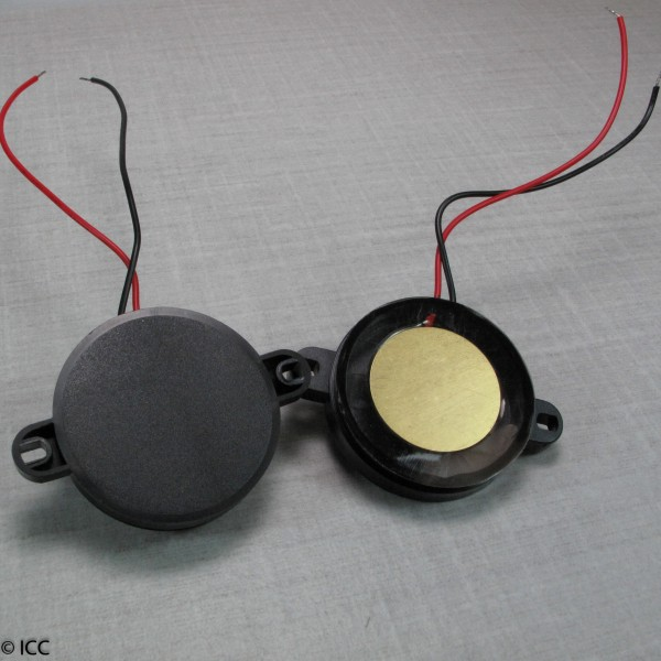 PIEZO ELECTRIC ALARM W/ CIRCUITRY - WATERPROOF