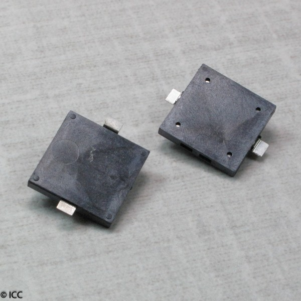 SURFACE MOUNT PIEZO BUZZERS