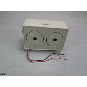 PIEZO SOUNDER WITH BUILT-IN CIRCUIT