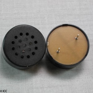 PC MOUNT ROUND SPEAKER
