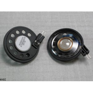 PC MOUNT ROUND HIGH TEMPERATURE SPEAKER